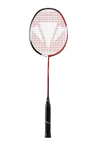 Carlton Badmintonracket Vapour Extreme Tour G4 HL, Rot, L4