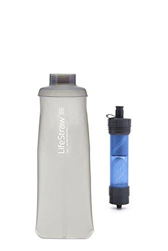 LifeStraw Wasserfilter Kunststoff 006-6002131 Flex LSFX01BK01 Blau mit Grau 400(dia) mm.