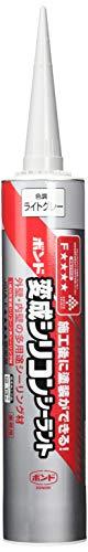 ボンド 変成シリコンシーラントBHS ライトグレー 333ml #05277