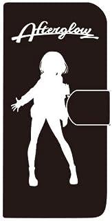 美竹蘭 Vol.2 全機種対応 手帳ケース〈黒・白〉