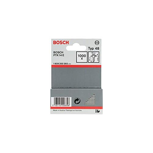 Bosch Professional 1609200393 1000 Nägel 14 mm