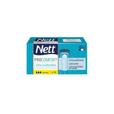 Nett Tampons normal - La boîte de 24