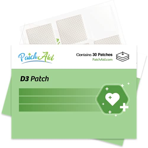 D3 Topical Patch von PatchAid, 1