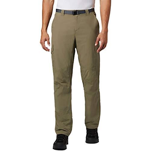 Columbia Men's Men's Silver Ridge Cargo Pant , Sage, 30x34
