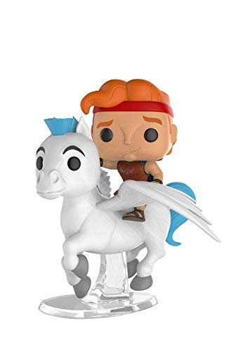 Funko 29372 Disney Pegasus and Hercules S1 POP Rides, Multi, Standard