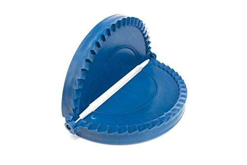 Unbekannt Form für gefüllte Teigtaschen Chebureki 17cm | Teigformer, Cheburechniza (1)