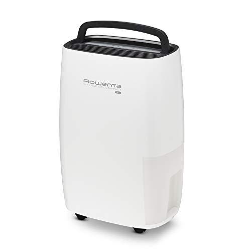 Rowenta Intense Dry Compact DH4236 - Deshumidificador de 16 l, 3 programas, función Linen Dry, filtro, compacto, silencioso