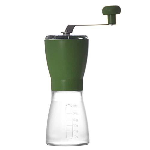 YUMUO Koffie Grinder,Hand Grinder Koffiemolen Handmatige Espresso Grinder Koffiemachine Cuisinart Voor Café Thuis Mat Cappuccino