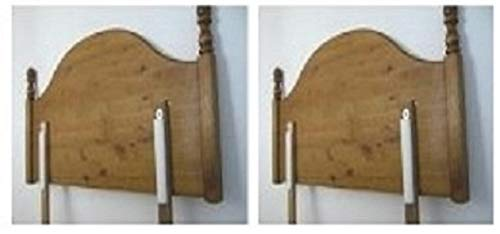 BedBuffers Headboard strut wall fixing... (4 PADS)