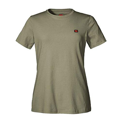Schöffel Originals Zion T-Shirt Femme, Sea Turtle, FR : S (Taille Fabricant : 36)