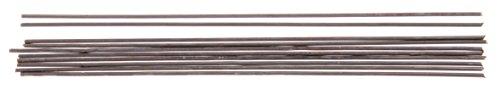 Glorex Steckdraht gespitzt 1,4 mm, Draht, Grün, 20.39 x 6 x 0.3 cm