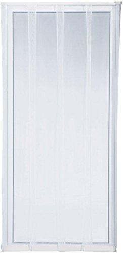 POWERFIX® Fliegengitter-Lamellenvorhang, 100 x 220 cm, weiß