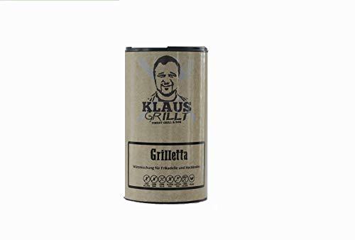 Grillettawürze von Klaus grillt.... 120g Streuer