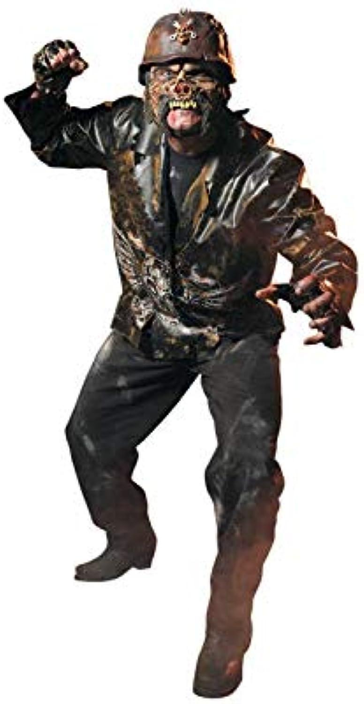 marca Horror-Shop traje de de de motorista del zombi  costo real