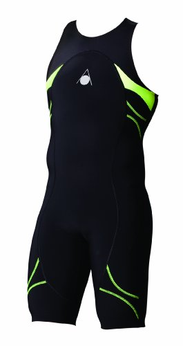 Aqua Sphere - Energize Speedsuit Men's Compression 30 - Traje húmedo de Buceo, Color...