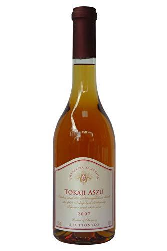 Tokaji Aszu 5 Puttonyos - Emerencia Selection - Jahrgang 2007, Dessertwein aus Ungarn, Weißwein, Süß, Tokajer Aszú