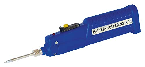 Lötkolben Batteriebetrieben 4,5 Volt / 8 Watt incl. Zubehör