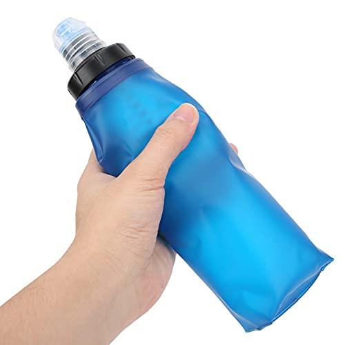 SALUTUY Purificador de Agua de Emergencia, Botella purificadora de Agua portátil Precisión de filtración de 0,01 µm para Viajes