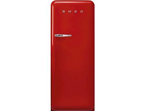 Frigorífico 1P. SMEG FAB28RRD5 Rojo 1.54m Dcha
