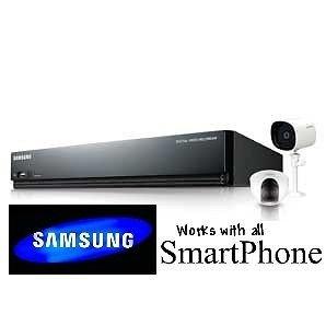 TC328 - SUPPLY & Fit Samsung SDE-3003N DVR de 4 canales y sistema de cámara de visión...