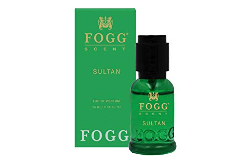 FOGG mini 15 ml scent (sultan)