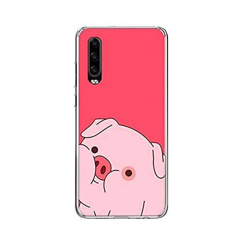 Phone cover Funda para Huawei P40 P30 P20 Mate 30 20 10 Pro P10 Lite P Smart Z + 2019 regalo Coque Cover Capa-Tz131-2-Para Huawei P40 Pro