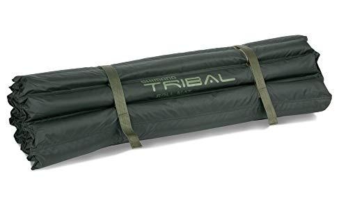 SHIMANO Tribal Foam Roll Mat verde - Recupero e mantenimento pesca