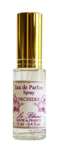 Leblanc Das Weiß PS45Zerstäuber EAU de Parfum Orchidee 12ml