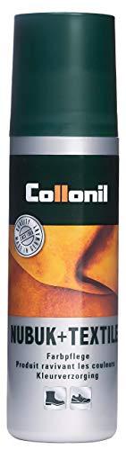 Collonil Nubuk + Textile Schuhpflege dunkelgrau, 100 ml