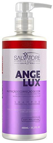SALVATORE Angelux Matizador, Champú 480 ml