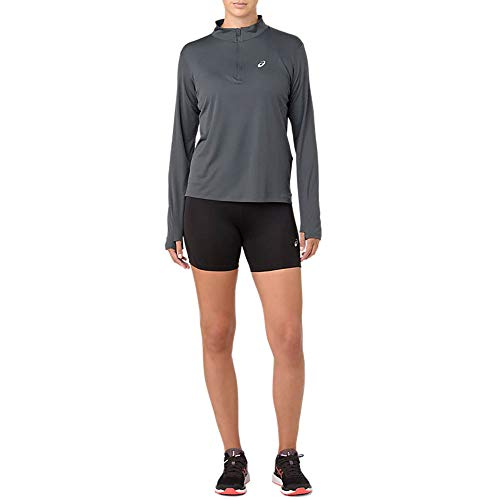 ASICS Silver Sprinter Pantalón, Performance Black, XS para Mujer