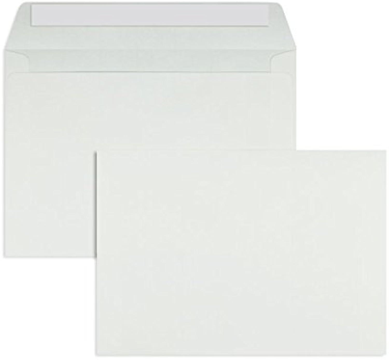 Briefhüllen   Premium   162 x x x 229 mm (DIN C5) Weiß (100 Stück) mit Abziehstreifen   Briefhüllen, KuGrüns, CouGrüns, Umschläge mit 2 Jahren Zufriedenheitsgarantie B00L1BPO44 | Neues Design  a9dabf