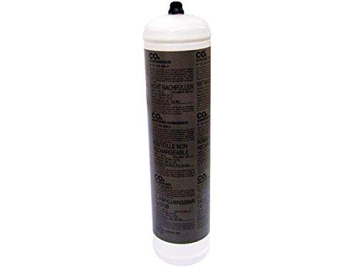 Telwin 802038 Co2 Einweggasflasche, 1L Volumen