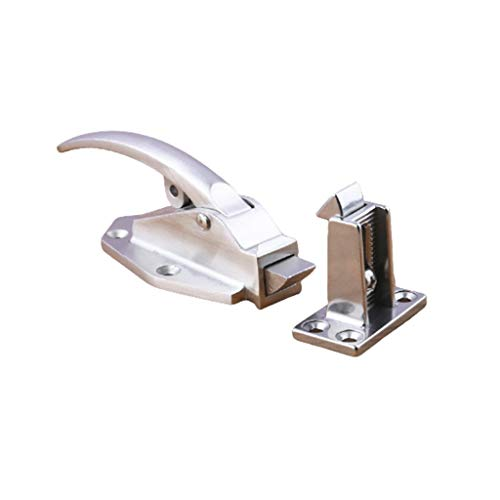 YI-LIGHT Türgrill Türgriff, höhenverstellbarer Türgriff Griffgriffgriff Industrie Gefrierschrank Türschlossgriff