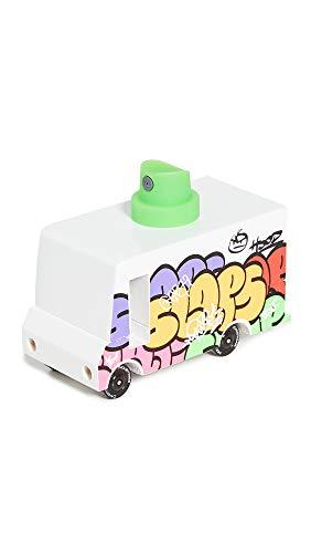 Candylab Toys Men's Graffiti Van, Multi, One Size