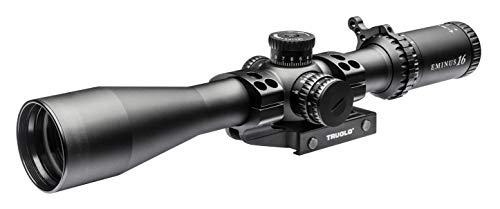 TRUGLO Eminus 4-16x44mm Illuminated, Rifle Scope, Black, One Size (TG8541TLR)