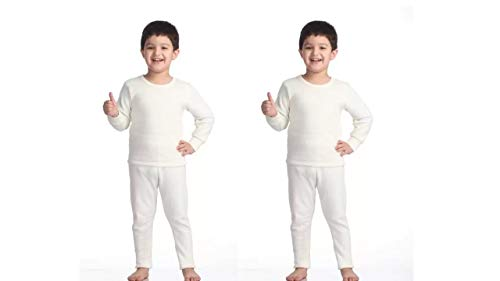 Wonder Star Kids Thermal Set Inner wear: Top + Trouser...