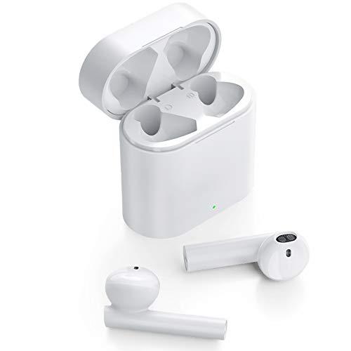 Auriculares Bluetooth,Auriculares Inalámbricos,Auriculares Internos, Auriculares con cancelación de Ruido,adecuados para iPhone Samsung Airpods Pro Huawei