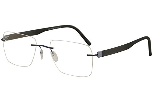 Silhouette Eyeglasses Inspire Chassis 5506 4540 Rimless Optical Frame 21x145mm