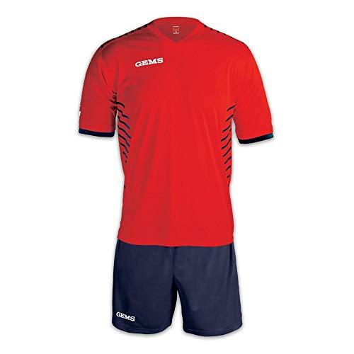 GEMS Kit Calcio Chelsea Rosso Rosso XXL