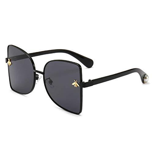 N-B Gafas De Sol Polarizadas para Mujer Lentes De Espejo De ConduccióN Gafas De Sol Americanas Gafas para Mujer