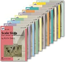 Technic: Scale Skills (Keith Snell Series, Primer-Level 10, 11 Book Set)