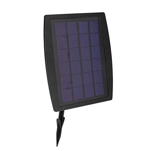 SOULONG Solar-Panel-Teichpumpe, Wasser-Sauerstoffpumpe, Aquarium-Luftpumpe für Aquarien, 19,10 x 17,00 x 2,10 cm