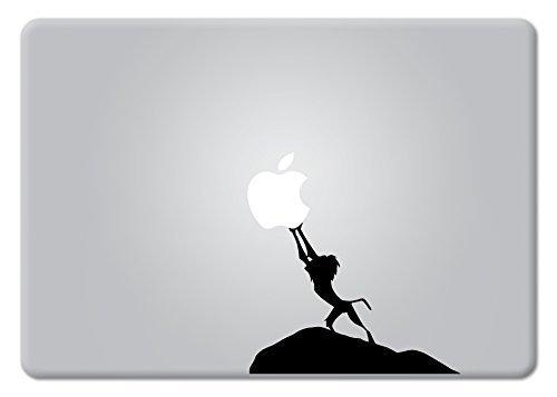 Lion King Rafiki for MacBook Laptop Decal Vinyl Sticker