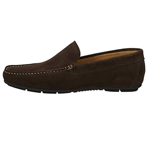 GANT FOOTWEAR Herren Mc Bay Loafer Sneaker, Dark Brown, 42 EU