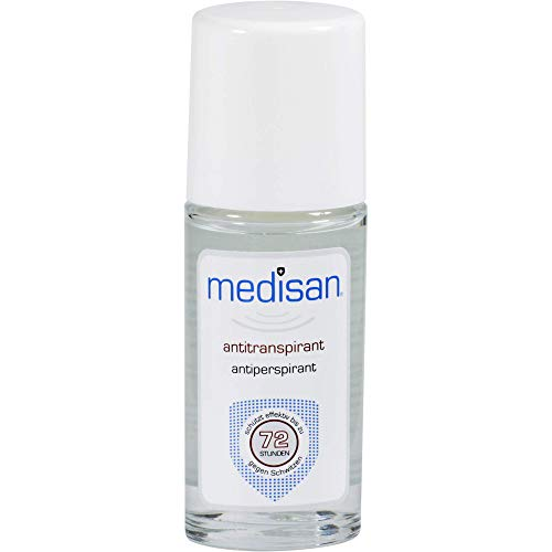 medisan plus Antitranspirant 72 Stunden Roll-On, 50 ml Lösung