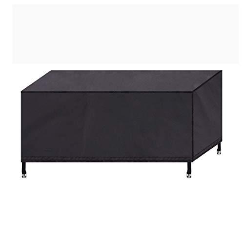 Viflykoo Funda para Muebles de Jardín,Copertura Impermeable para Mesas Rectangular,Cubierta de Exterior Funda Protectora Muebles Mesas Sillas Exterior 420D Oxford (170 * 95 * 71cm)