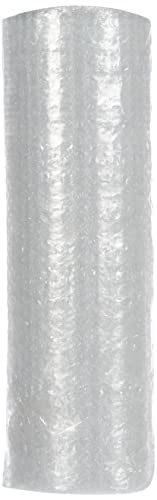 Idena 10400 - Envoltura de burbujas para la seguridad durante el transporte, 40 cm x 10 m, en rollo, 70 µ, transporte