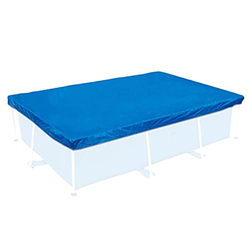 Teckey Rectangular Pool Cover, Frame Pool Cover, Above Ground Swimming Pool...