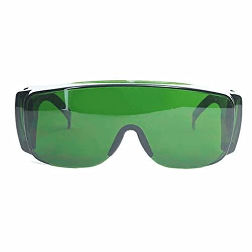 Óculos de proteção para laser IPL 185-450 nm 560-760 nm YAG Óculos de proteção para laser